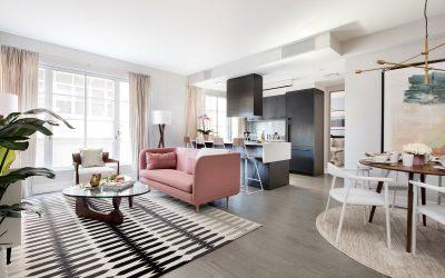 70 Charlton Street West Soho Unveils Latest Model Residence