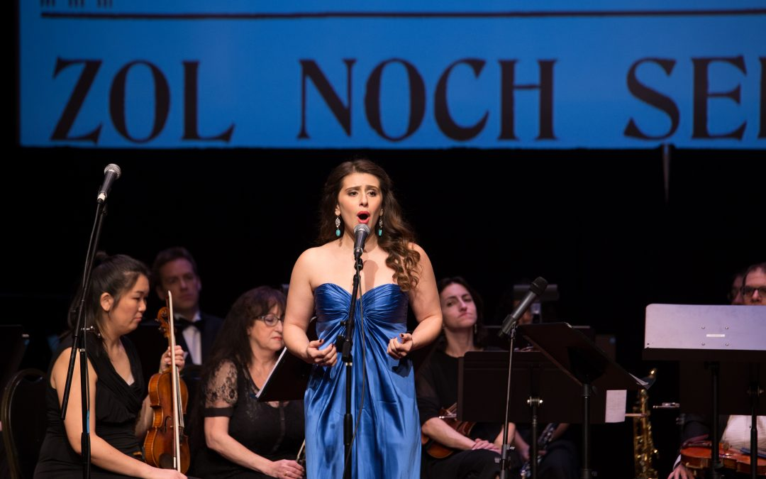 Make 2018 a Year of Yiddish with the National Yiddish Theatre Folksbiene