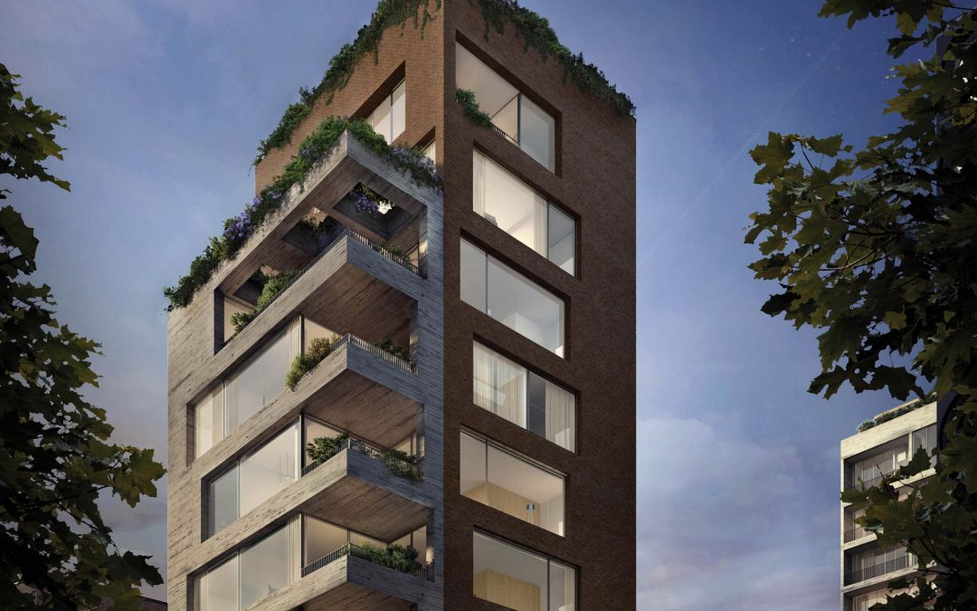 Green Spaces Sprout In New York City Real Estate