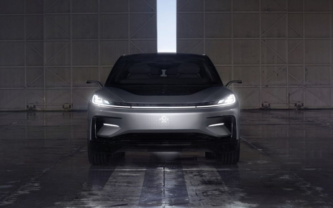 The Faraday FF91: A Look to The Future of Electric Vehicles