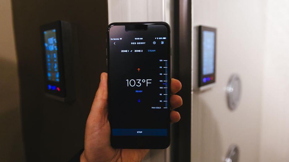 Kohler Smart Bathroom App