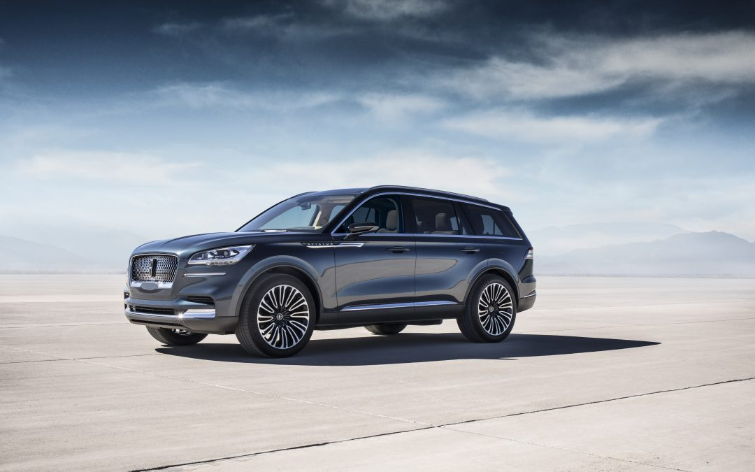Lincoln Chases Innovation with the New Aviator