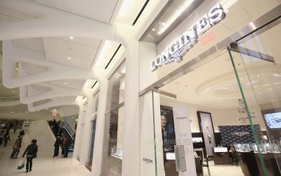 New Line of Luxury Watches Come to NYC World Trade Center in Longines Boutique