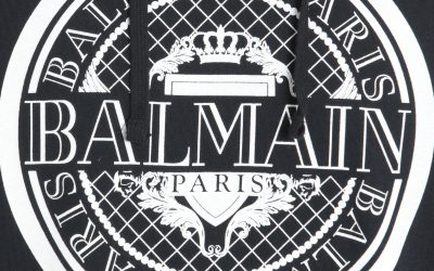 Fearlessly Rep High Fashion with Balmain's New Blason Menswear Collection