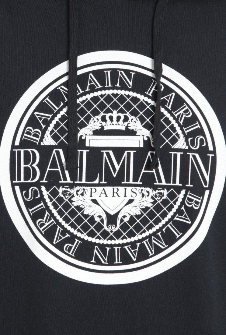 Balmain Blason Logo
