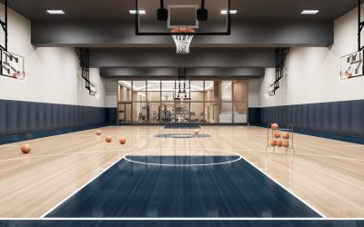 March Madness is Here! A Look Inside the Dreamiest Residential Basketball Courts in New York City