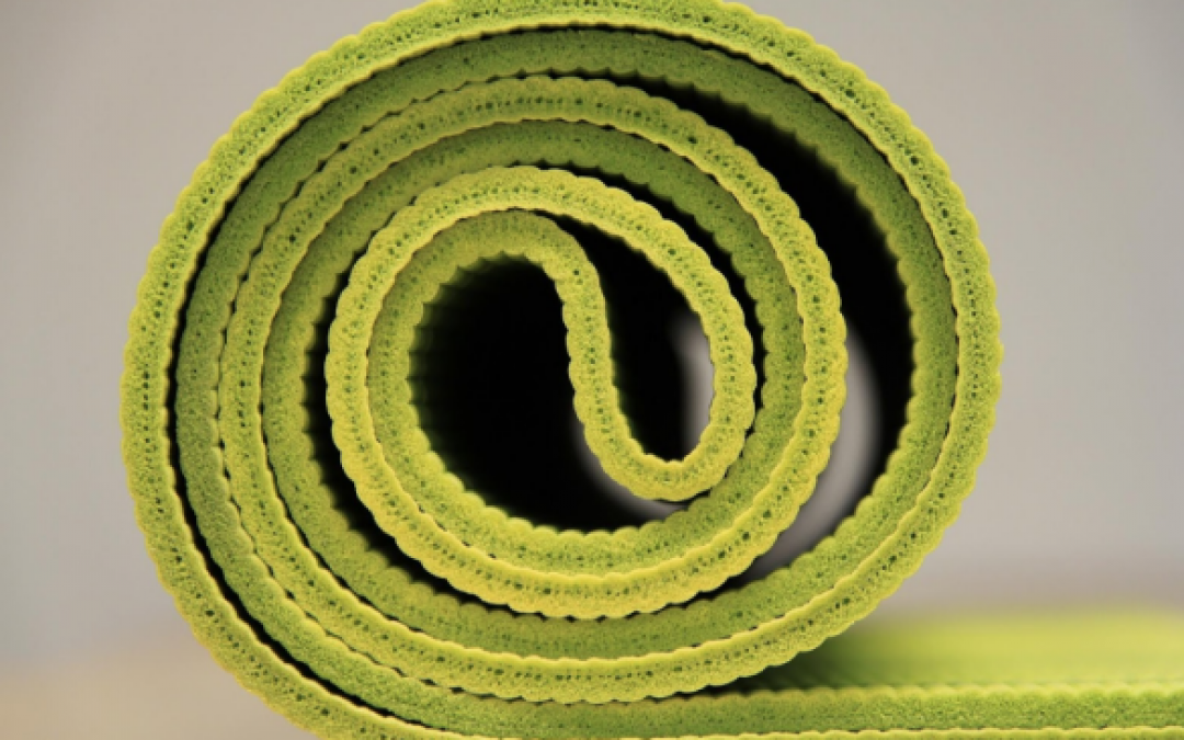 Fitness Friday-How to Choose Your First Yoga Mat
