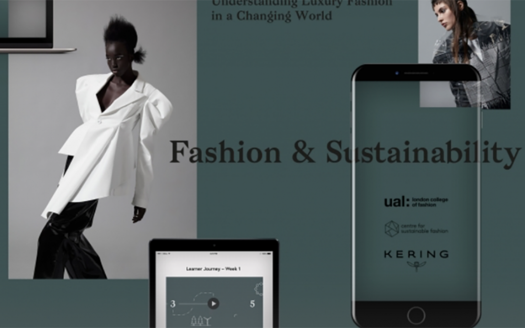 Investing in Fashion's Eco-Friendly Future: Kering x London College of Fashion