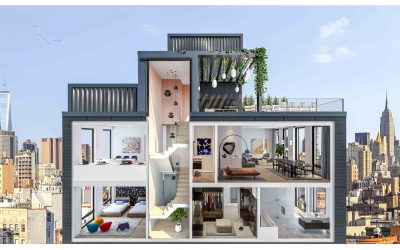 Penthouse B by Vinci US Real Estate
