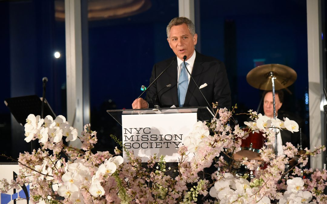 New York Mission Society Annual Champions, Children Gala