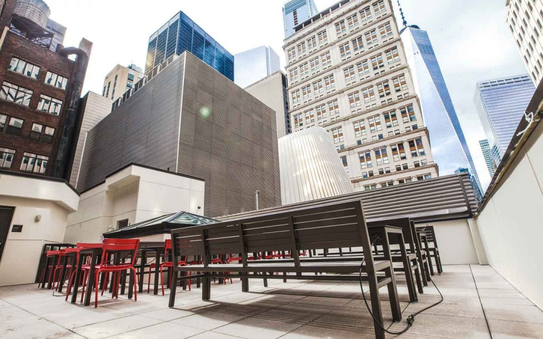 Downtown's Chick-fil-A in Lower Manhattan