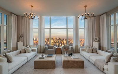 30 Park Place – Peek Inside the Highest Terraced Penthouse in NYC