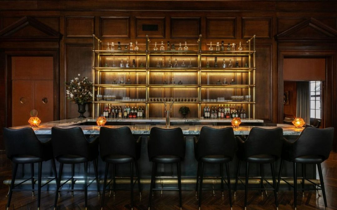Take a Look Inside of NYC's Most Exclusive Vintage Speakeasy
