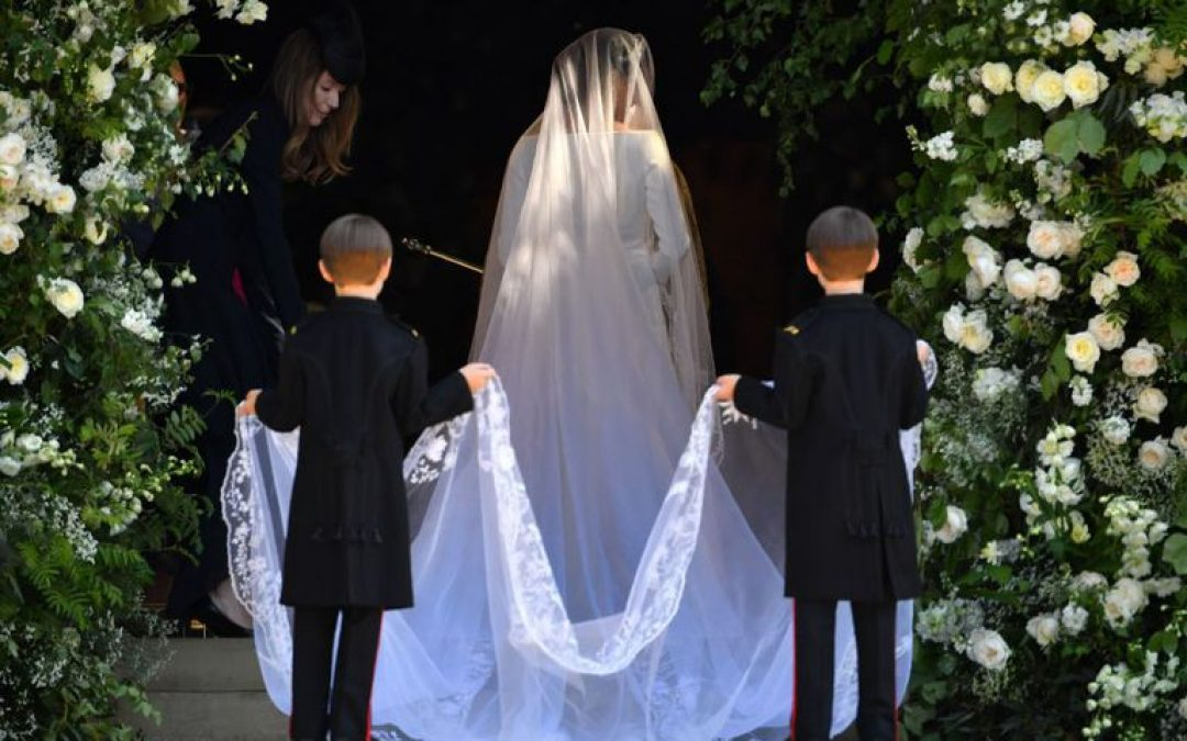 Meghan Markle's Royal Influence: Wedding Style 2018