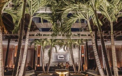 Jaya Restaurant in Setai Hotel South Beach: Where Design and Five Star Food Come Together