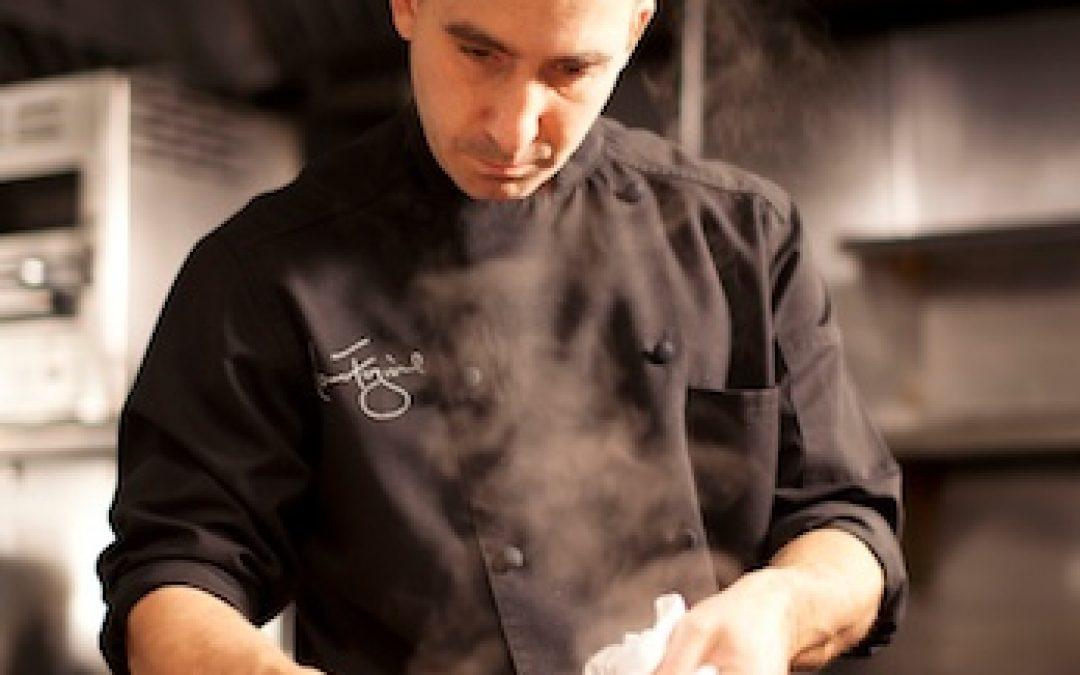 Michelin Starred Forgione – Diner en Blanc