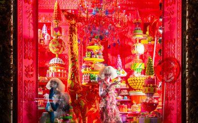 Bergdorf Goodman Presents a Visual Feast!