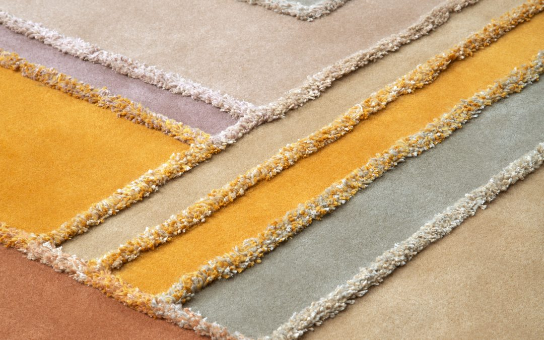 """Edward Fields' New Collection of Luxury Flooring, """"On-the-Fringe,"""" Reinvents an Old Art Form"""