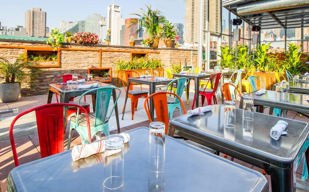Cantina Rooftop Serves the Group Brunch You've Been Craving
