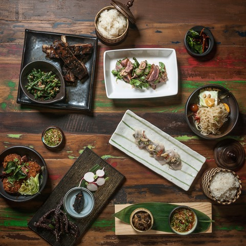 Send Your Tastebuds to Southeast Asia with a Private Party Full of Lao Food at Khe-Yo