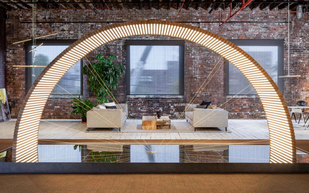 Stickbulb Lights Up Long Island City Prior to Amazon's Arrival