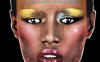"""""""Richard Bernstein Starmaker: Andy Warhol's Cover Artist"""" From Rizzoli Stuns"""