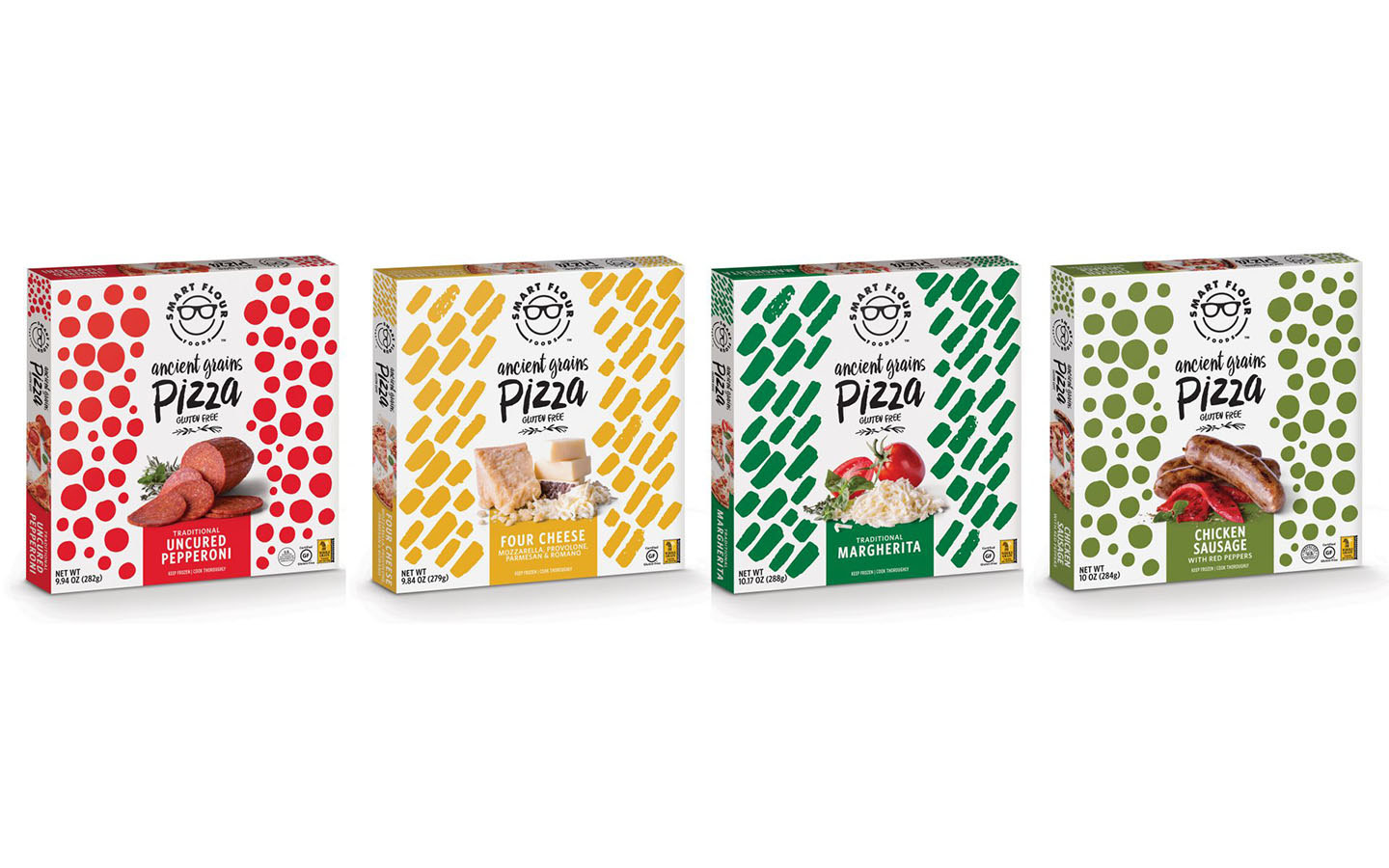 Smart Flour Satisfies Gluten-Free Pizza Lovers with Ancient Grains
