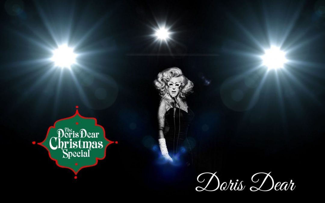 """It Was Whiskey Sours and Holiday Cheer at """"The Doris Dear Christmas Special"""""""