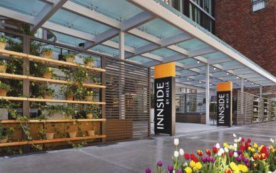 Renowned Illustrator Kirsten Ulve Brings her Talents to the Lobby of INNSIDE by Meliá New York Hotel