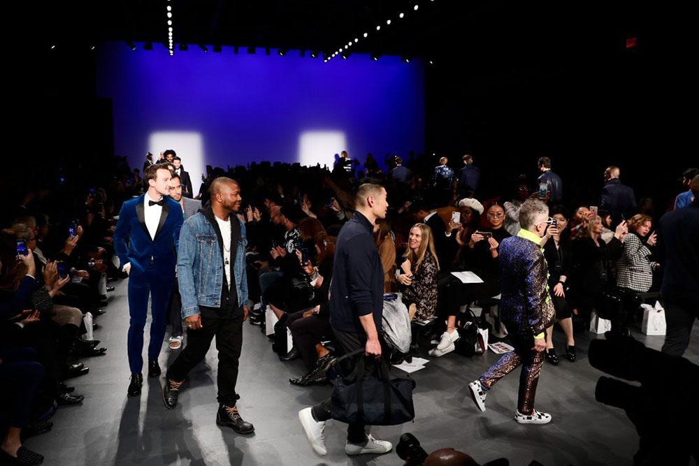 The Third Annual Blue Jacket Fashion Show Benefitting the Prostate Cancer Foundation