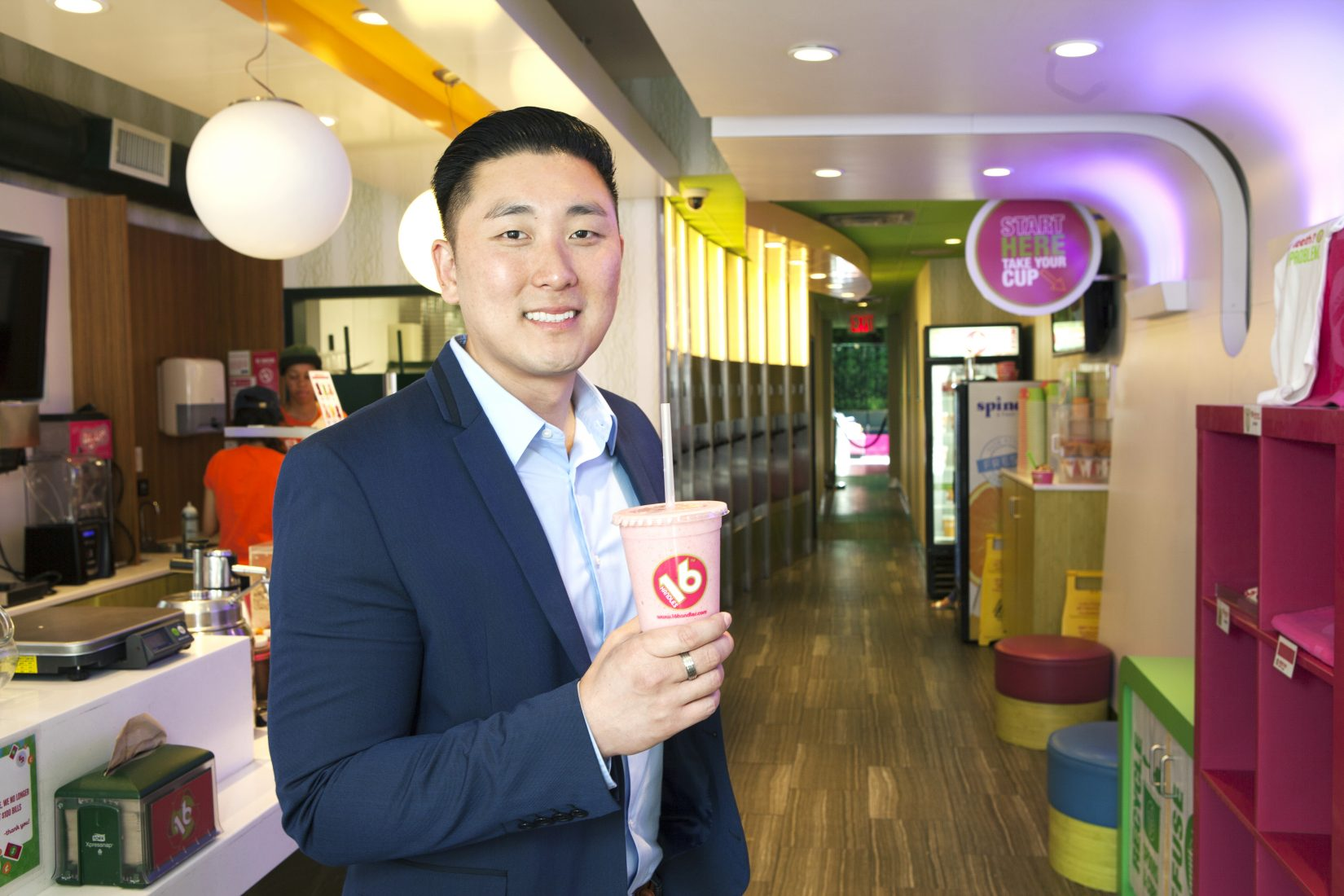 How 16 Handles CEO Solomon Choi Keeps His Company in the Game