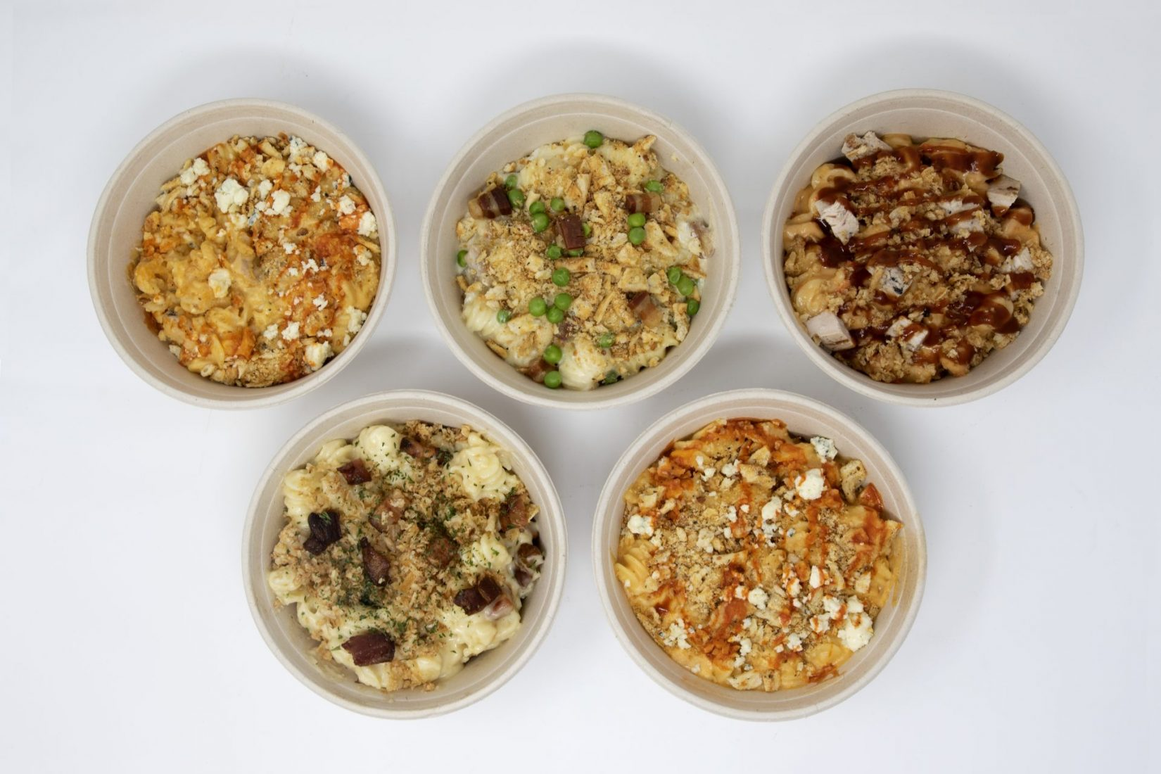 Iconic Murray's Cheese Shop Opens Customizable Mac and Cheese Bar