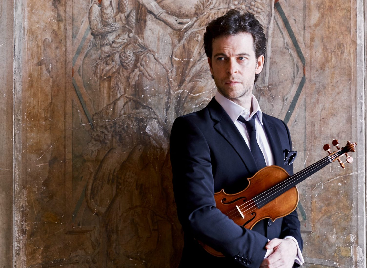 We Can't Wait for Violinist Gregory Harrington's New Album of Standards