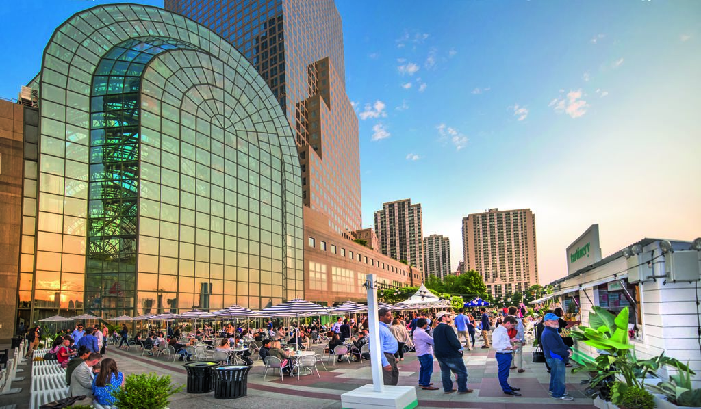 Convene Joins Brookfield Place with a Multi-Use, Full Service Events Space