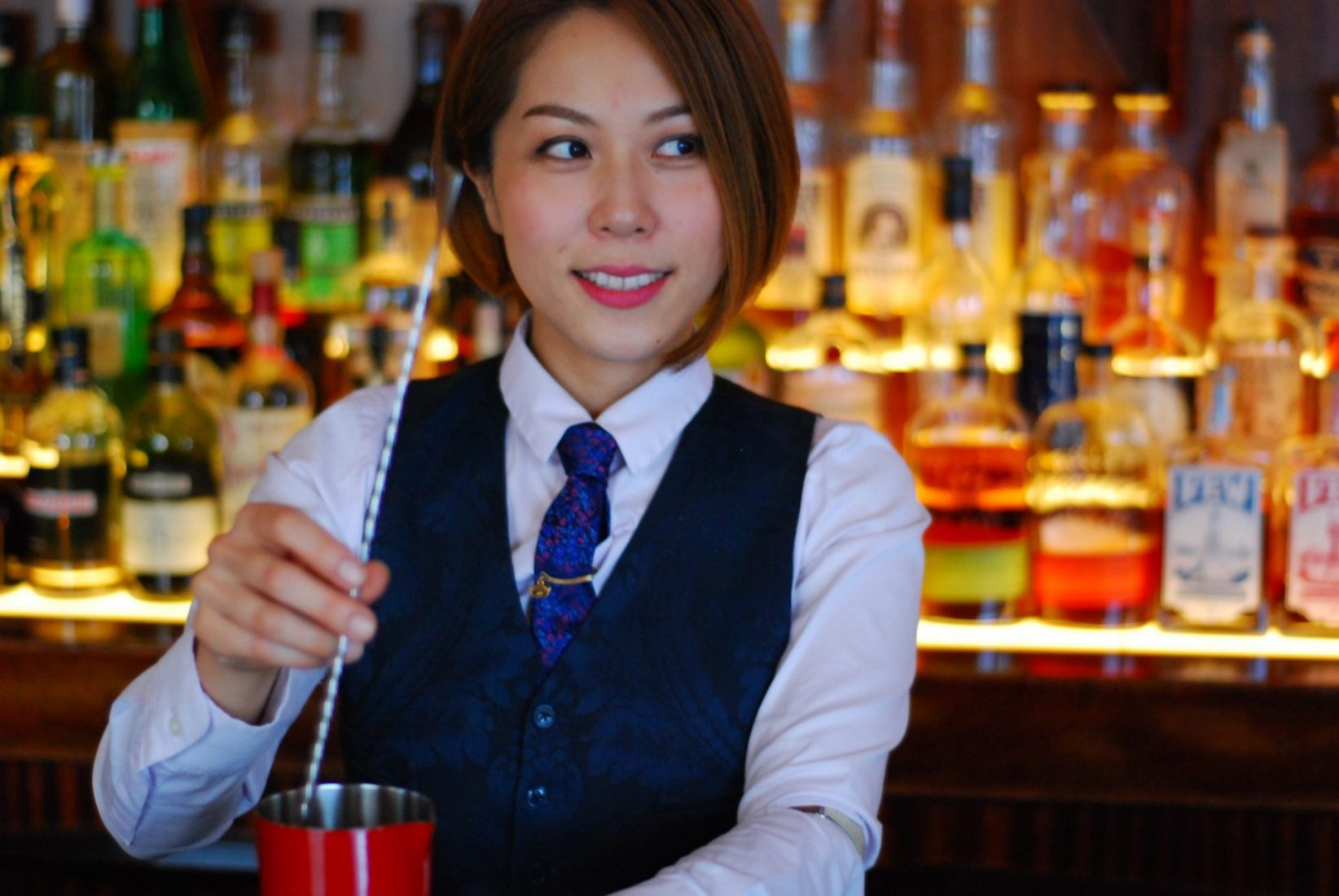 Cocktail Wednesday with Nana Serves Up Mixology Education at Bar Moga