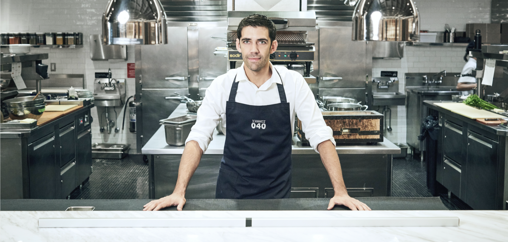 Intersect's Next Global Chef Sergio Barroso is Bringing Santiago, Chile to New York City