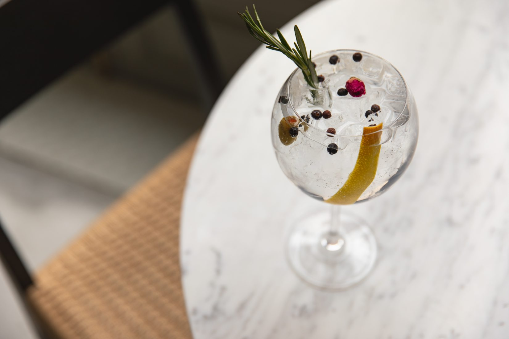 6 Breathtaking Cocktails to Feast Your Eyes On