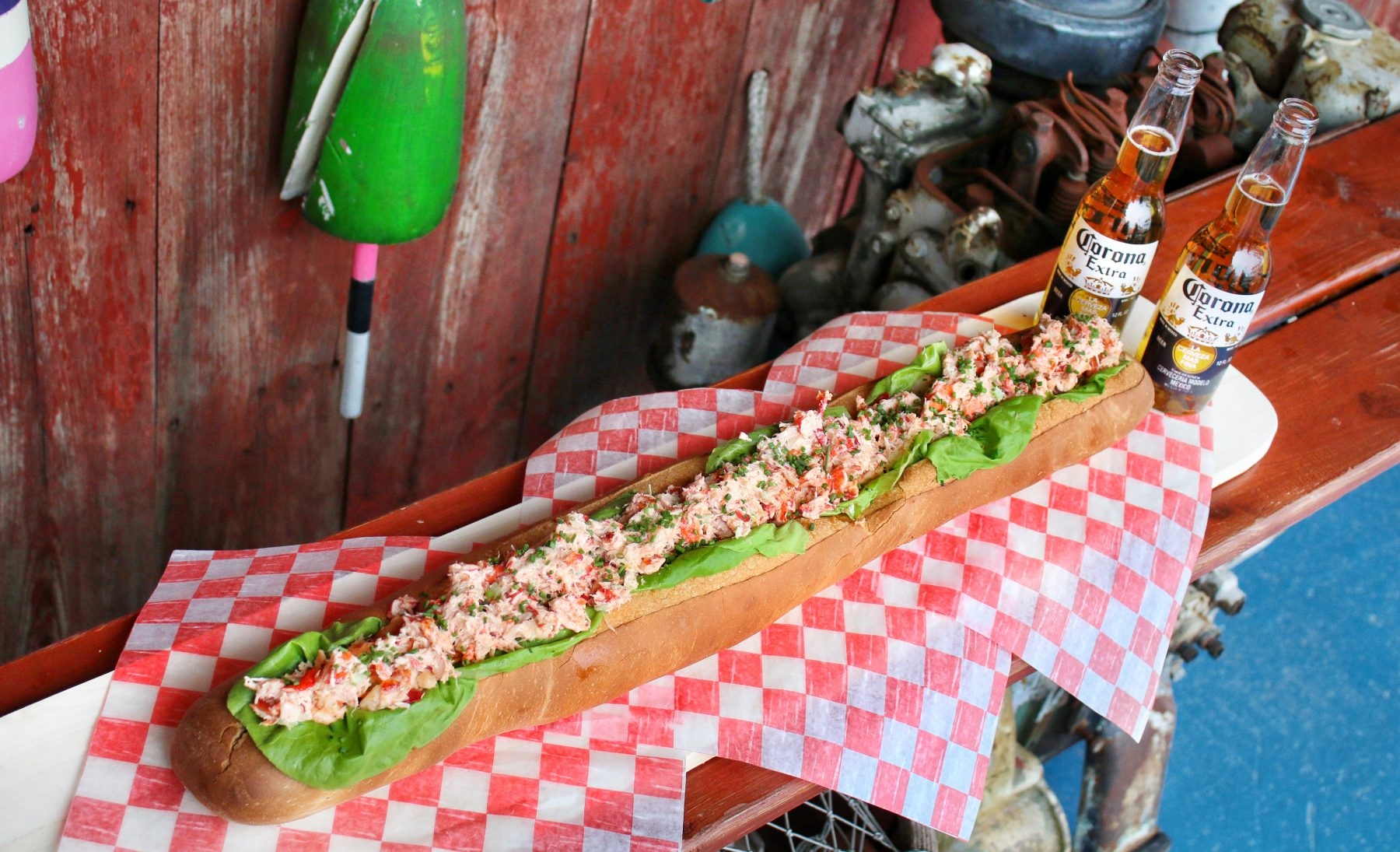 Kick Off Boat Season with Lobster Rolls Aboard North River Lobster Company's Floating Lobster Shack