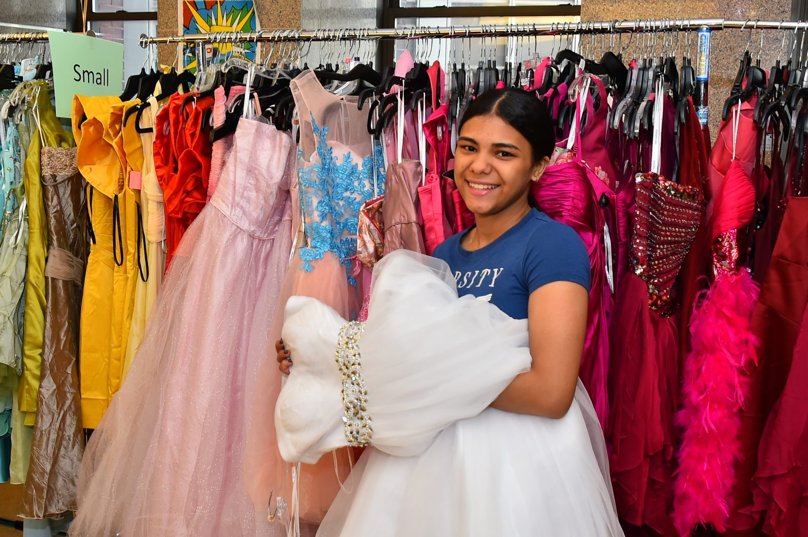 WGIRLS Project G.L.A.M Makes Sure Every Girl Gets Her Prom Dress This Spring