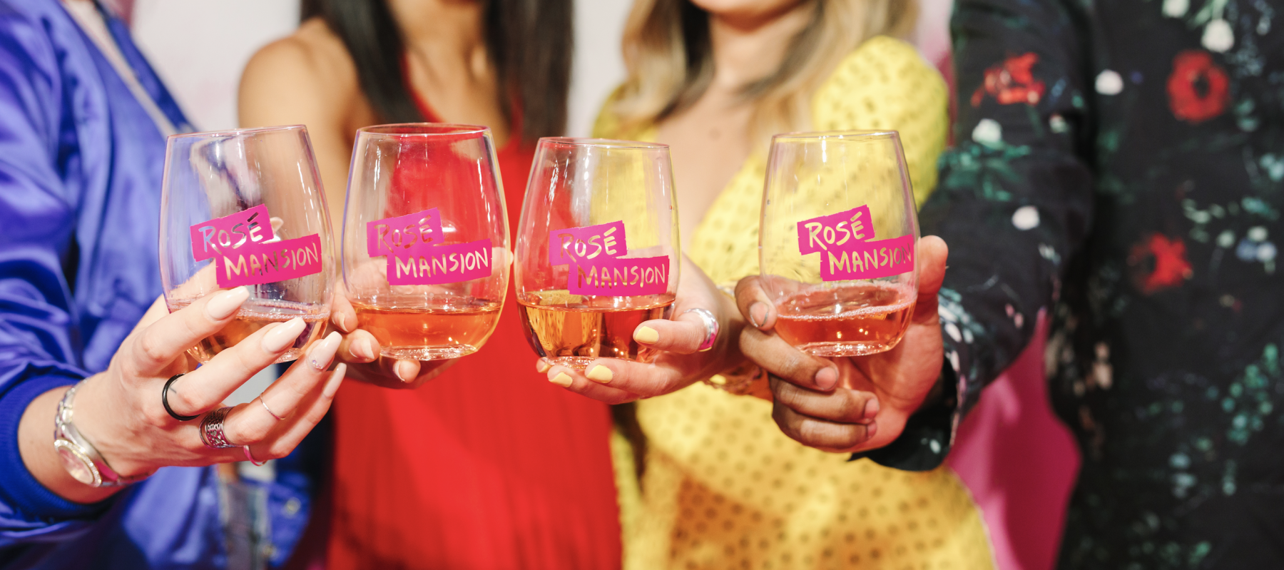 Get Your Tickets to This Summer's Bigger and Better Rosé Mansion Today