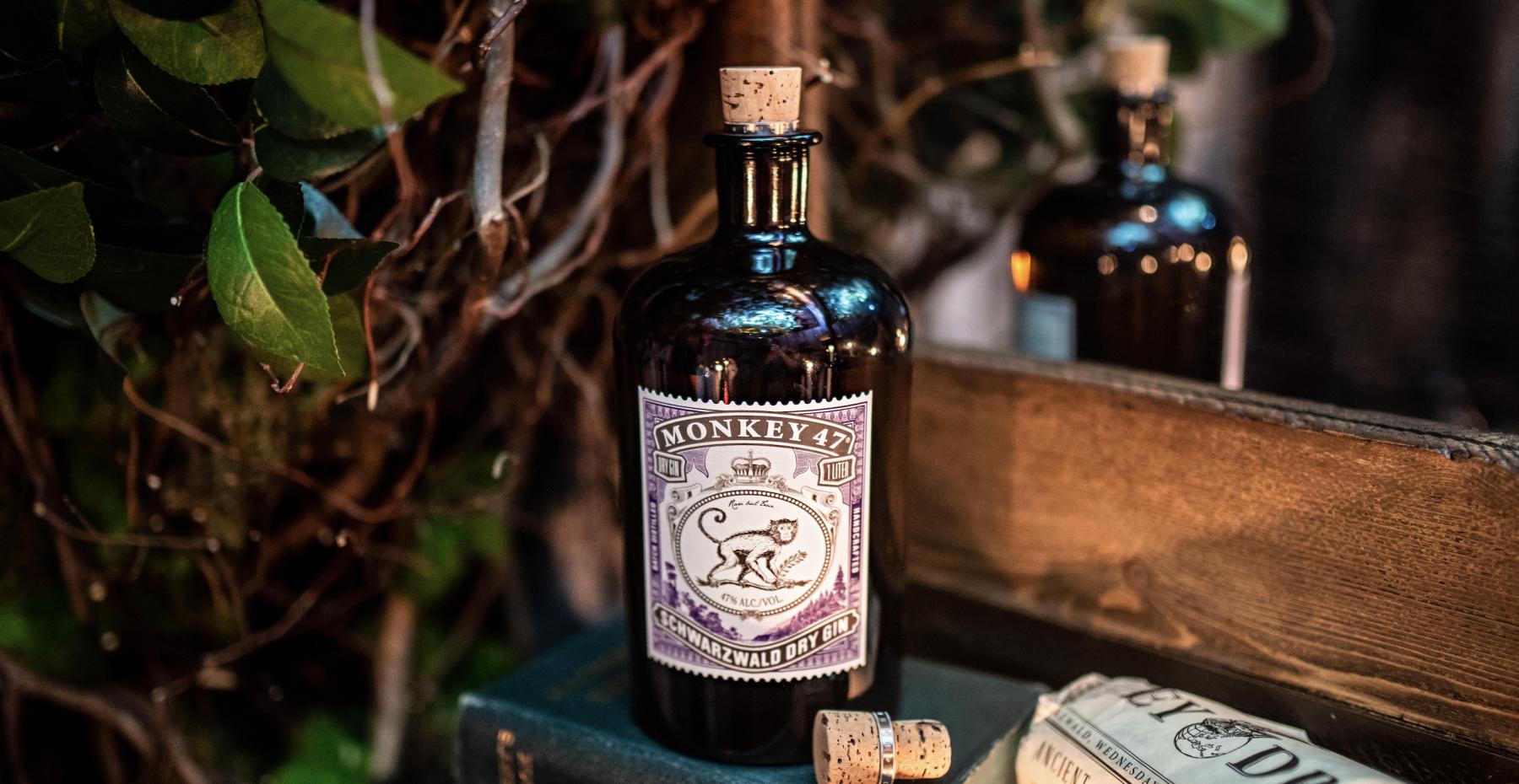 Kick Off Gin Season with The Wild Monkey from Monkey 47 Gin