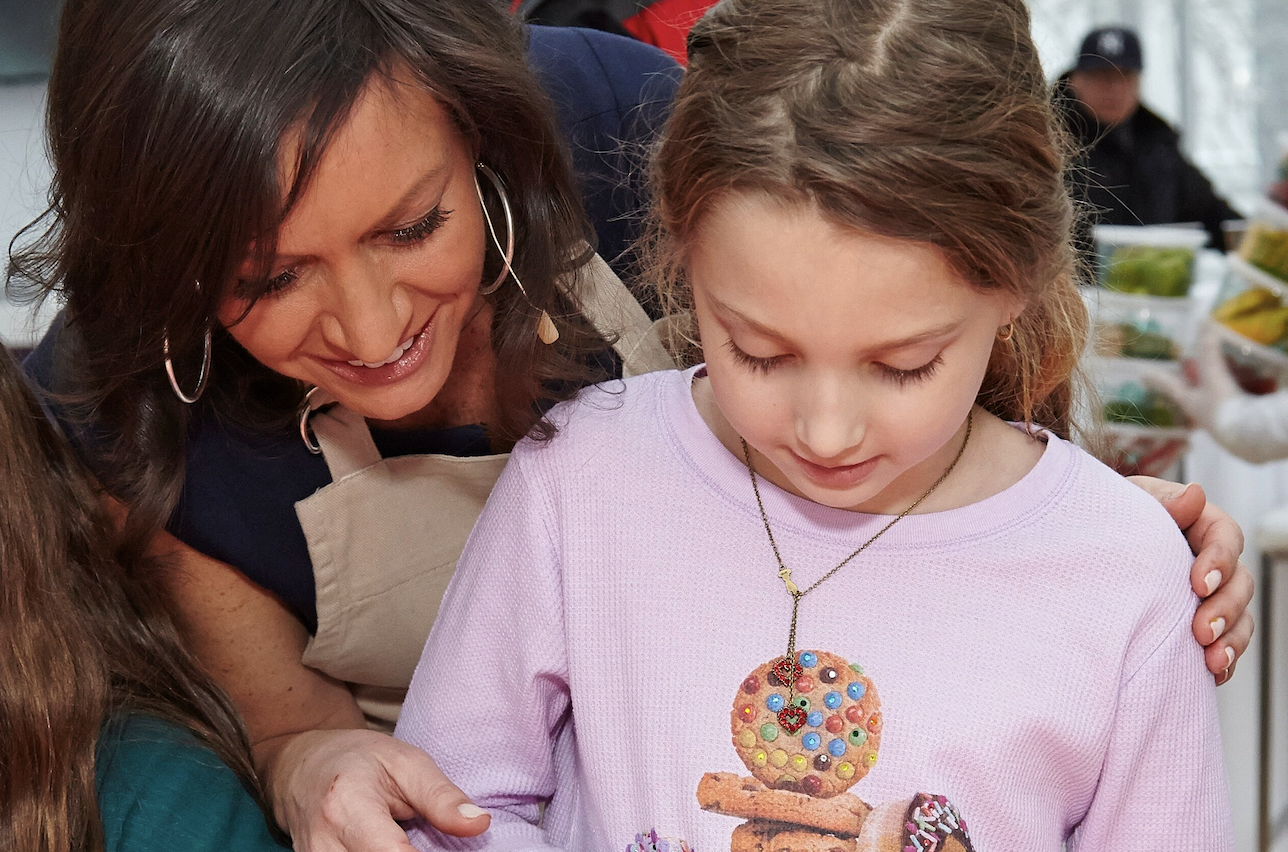 Celebrate Mother's Day with the Whole Family at The Creative Kitchen Kids Food Festival