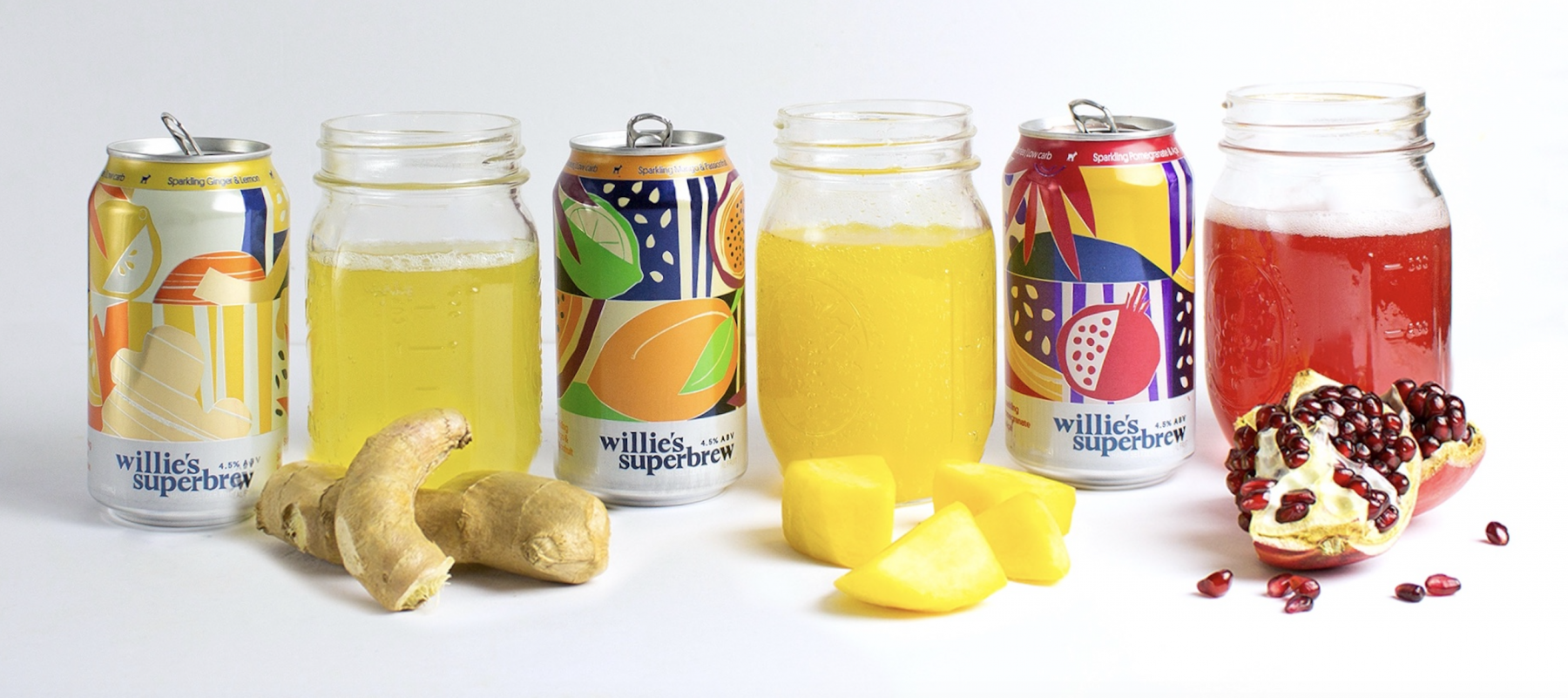 Willie's Superbrew is Our Drink of the Summer