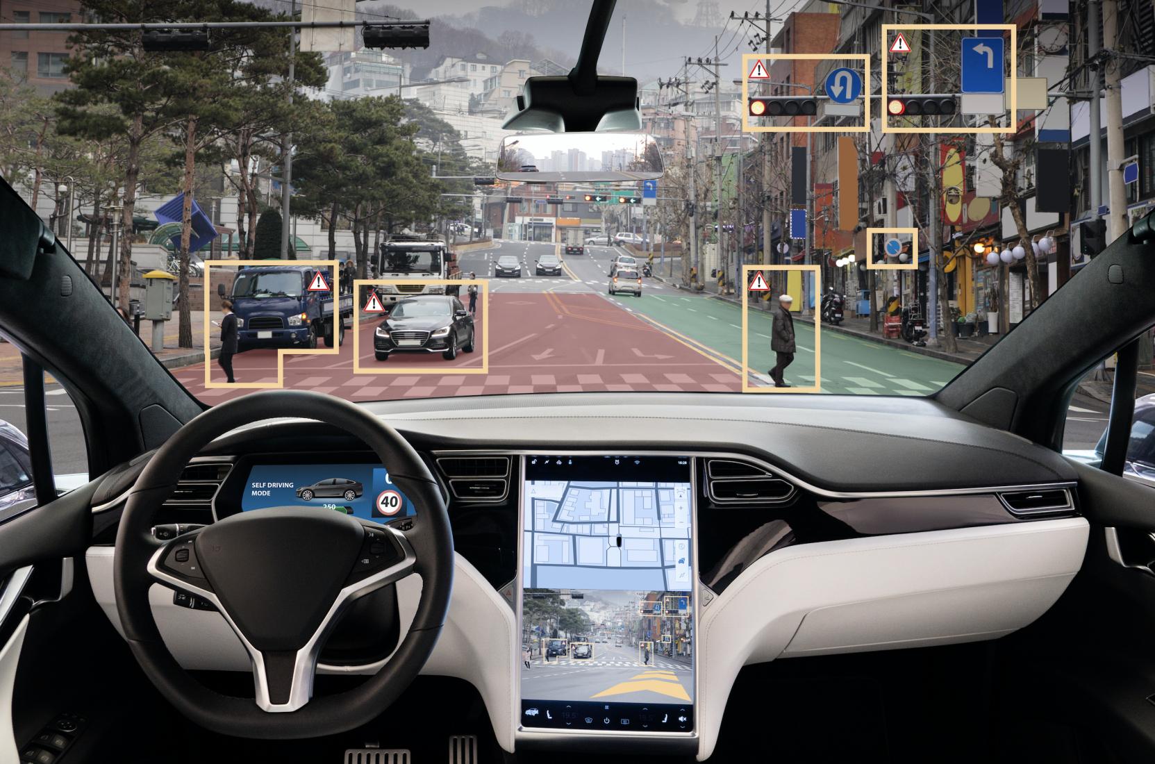 The Reality of Autonomous Vehicles