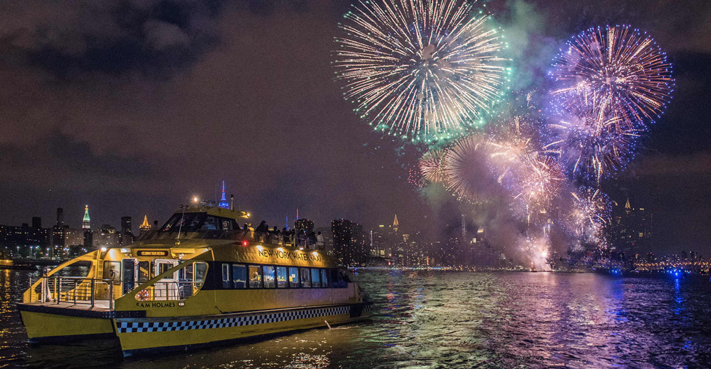 Beat the Heat This Summer with a Trip on New York Cruise Lines