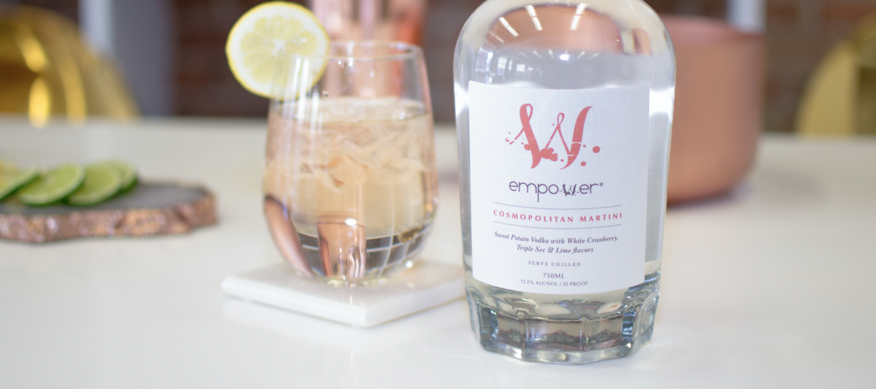 Take It Easy With Empower's Ready-to-Drink Cocktails
