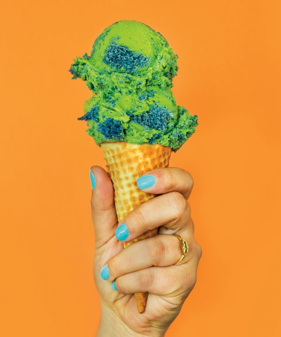 Don't Just Go Green, Eat Green with These Earth Day Treats