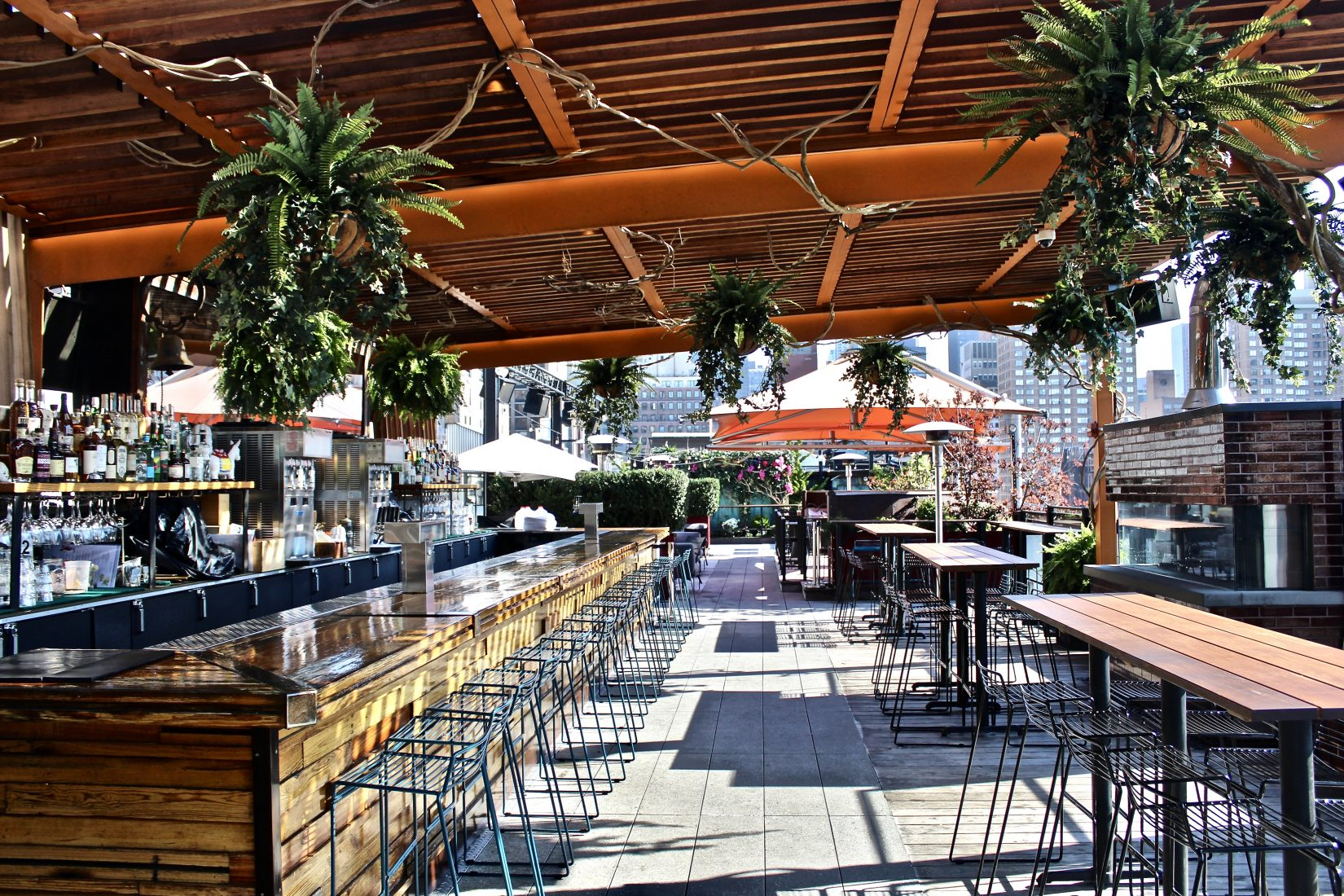 9 Rooftop Bars to Visit This Summer