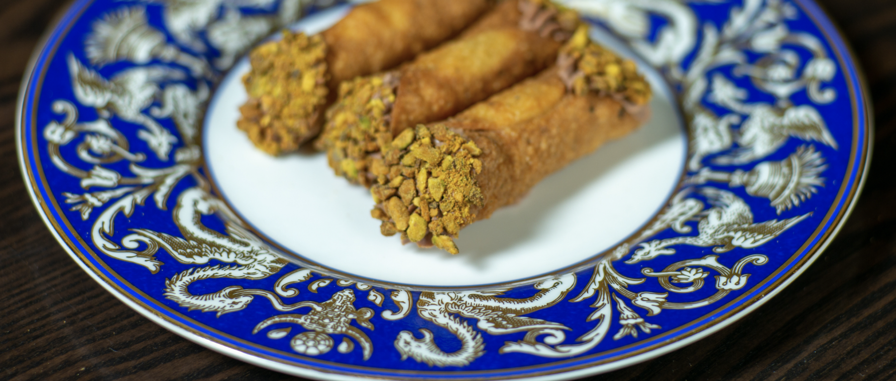 Your Weekly Indulgence: Savory Cannoli at Chumley's