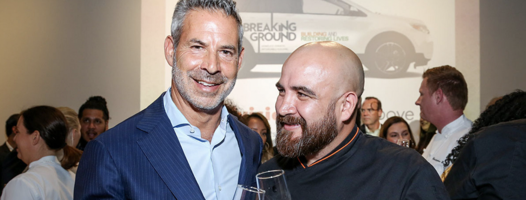 Serving Up Home, Breaking Ground's Spring Cocktail Benefit